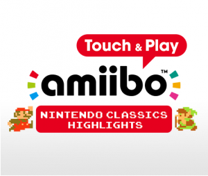 Amiibo Touch & Play