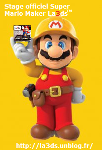 Mario Maker La3ds