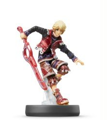 Shulk Super Smash bros. collection Date de sortie: 20/02/2015